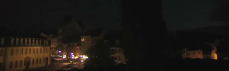 Livecam Weimar - Frauenplan - HotelPension am Goethehaus