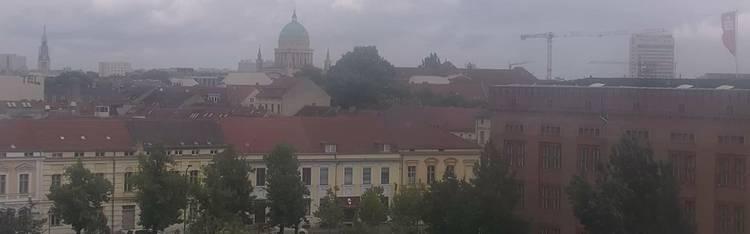 Livecam Potsdam - Brandenburger Tor - Hotel am Luisenplatz