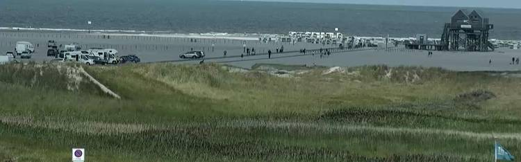 Livecam St. Peter-Ording - Am Deich - Beach Motel