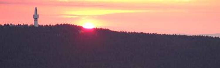 Livecam Ochsenkopf - Fichtelgebirge