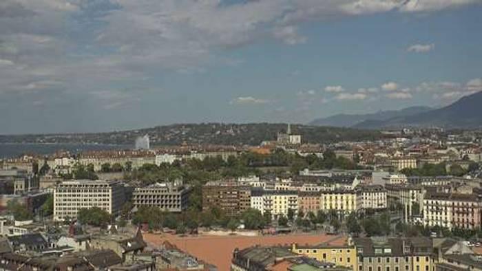 HD Live Webcam Genf  - Genève - Panorama
