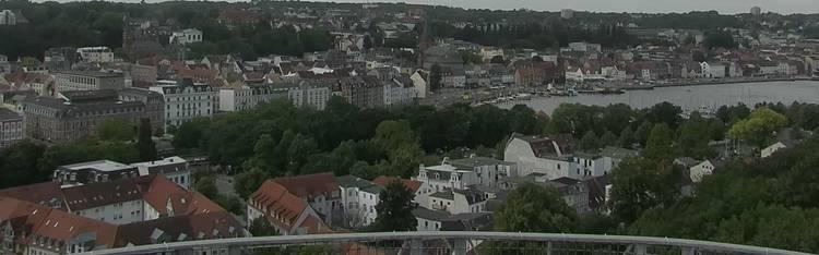 Livecam Flensburg - Flensburger Förde - Hafen