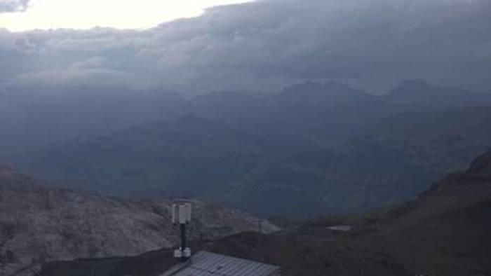 HD Live Webcam Davos  - Weissfluhjoch