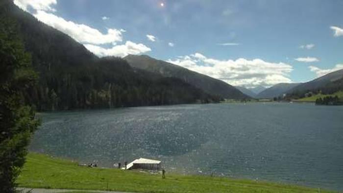 HD Live Webcam Davos Wolfgang - Davosersee