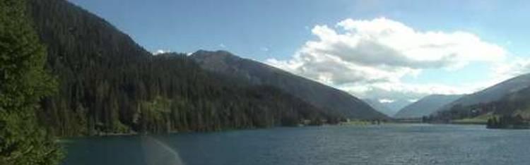 Livecam Davos Wolfgang - Davosersee