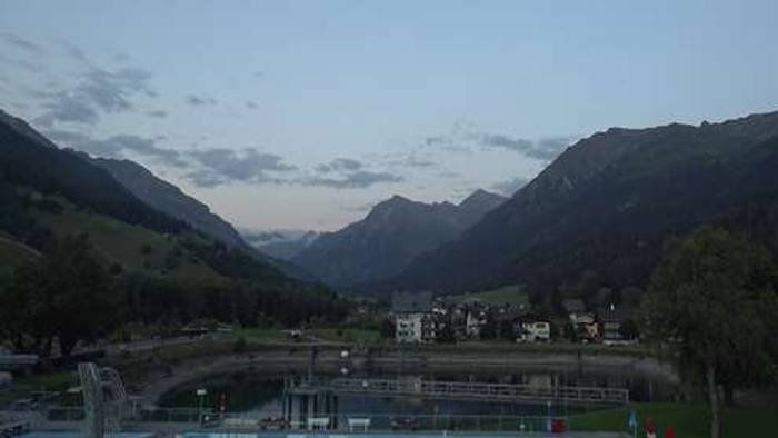 HD Live Webcam Klosters