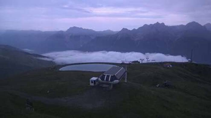 HD Live Webcam Scuol - Skigebiet Motta Naluns - Engadin