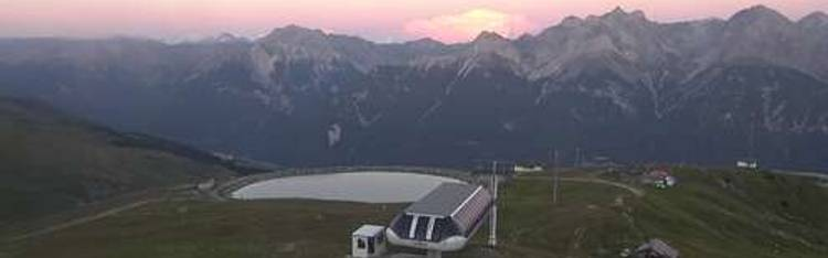 Livecam Scuol - Skigebiet Motta Naluns - Engadin