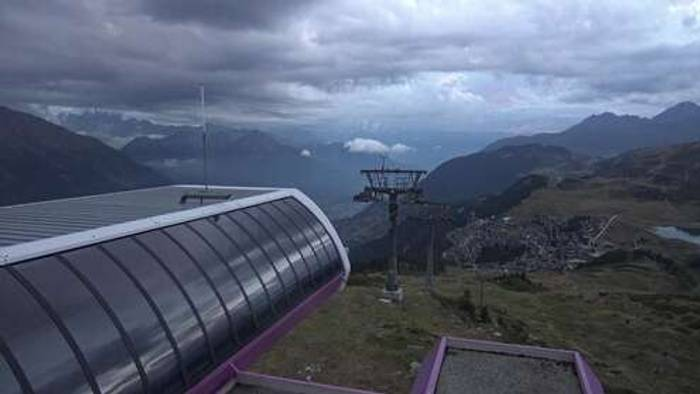HD Live Webcam Bettmeralp