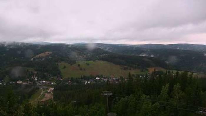 HD Live Webcam Tanvaldský Špičák