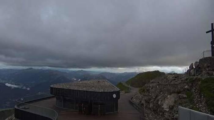 HD Live Webcam Oberstdorf im Allgäu - Nebelhorn - Gipfelstation
