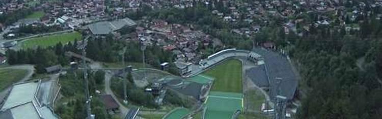 Livecam Oberstdorf Schanze