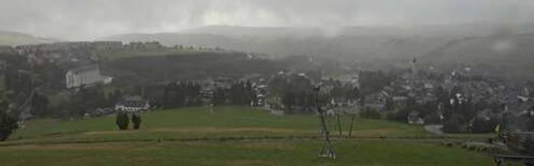 Livecam Oberwiesenthal - Fichtelberg Skihang