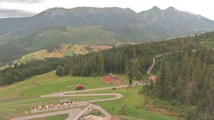 HD Live Webcam Ždiar - Ski Bachledova