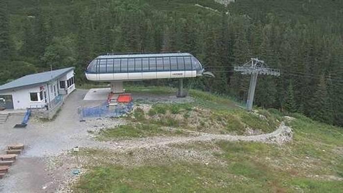 HD Live Webcam Roháče - Spálená
