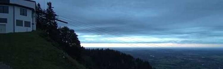 Livecam Lenggries - Bergstation Brauneck