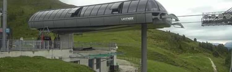 Livecam Sexten - Stiergarten