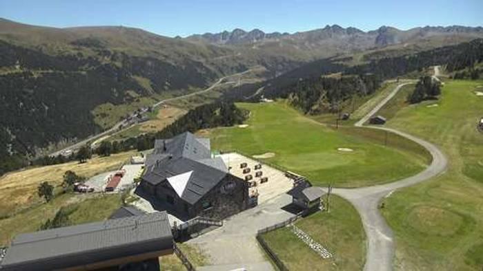 HD Live Webcam Soldeu - Espiolets