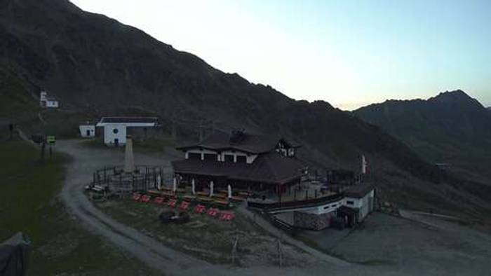 HD Live Webcam Sölden - Ötztal - Seekogl