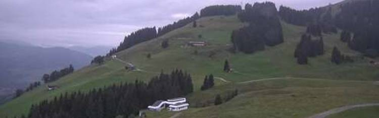 Livecam Brixen im Thale - Bergstation Hochbrixen