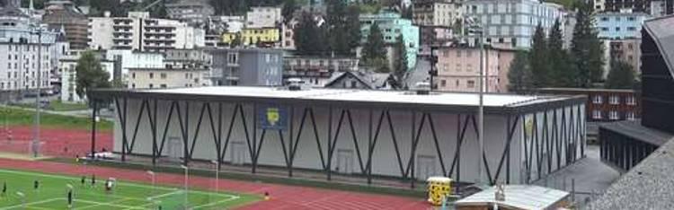 Livecam Davos Platz