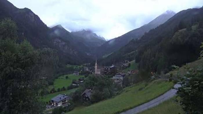 HD Live Webcam Heiligenblut am Großglockner - Ort