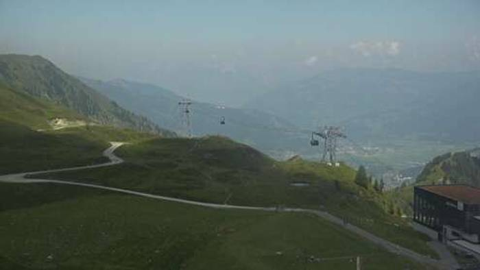HD Live Webcam Kaprun - Langwied
