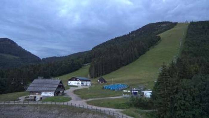 HD Live Webcam Lackenhof am Ötscher-Eibenkogl Bergstation