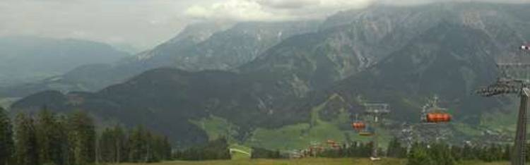 Livecam Maria Alm - Bergstation Hochmais