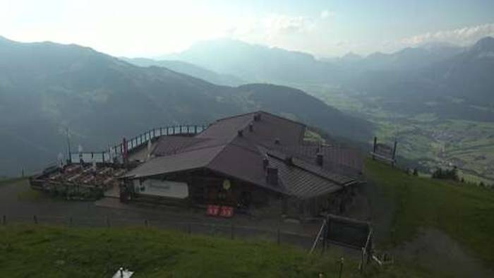 HD Live Webcam Maria Alm - Aberg-Bergstation