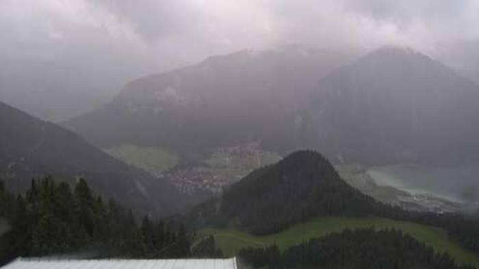 HD Live Webcam Maurach - Achensee - Rofan Seilbahn