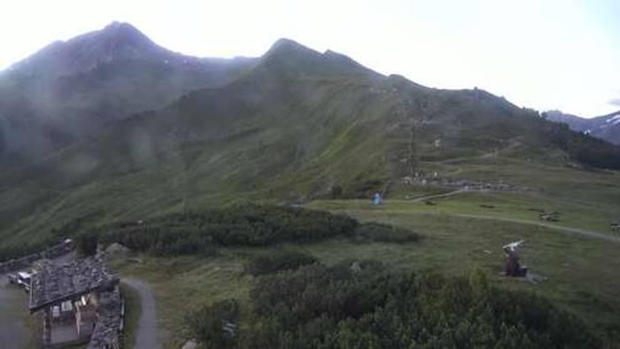 HD Live Webcam Mayrhofen - Zillertal - Ahornbahn