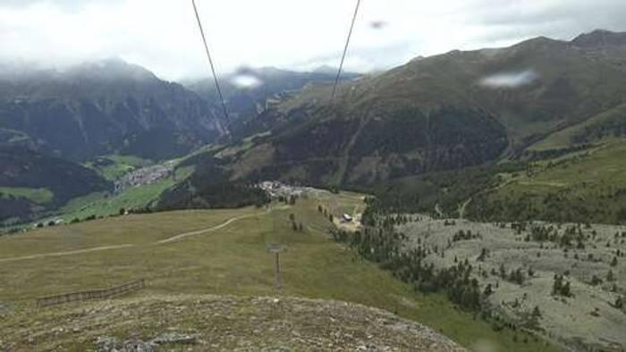 HD Live Webcam Nauders - Bergstation Zirmbahn