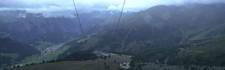 Livecam Nauders - Bergstation Zirmbahn