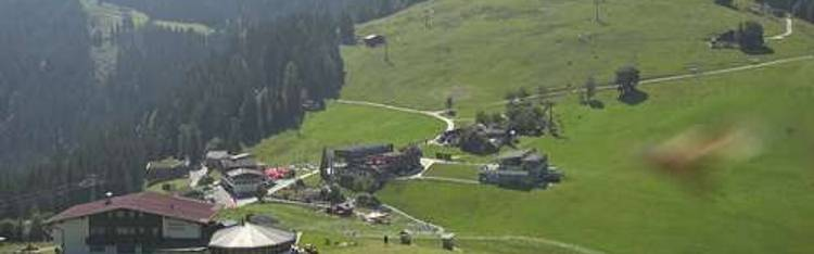 Livecam Söll - Bergstation Gondelbahn