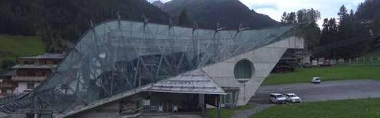 Livecam St. Anton am Arlberg - Skicenter