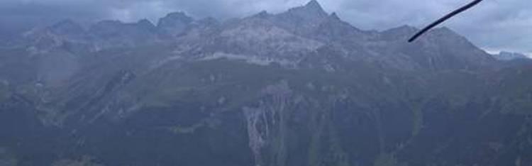 Livecam St. Moritz - Muottas Muragl - Engadiner Seenplatte