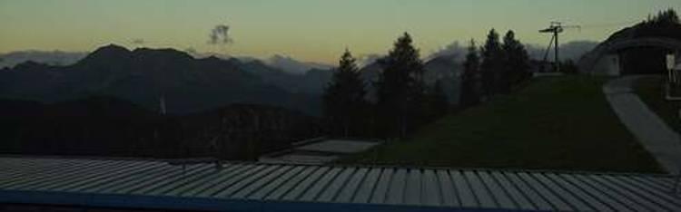 Livecam Zauchensee - Gamskogelhütte