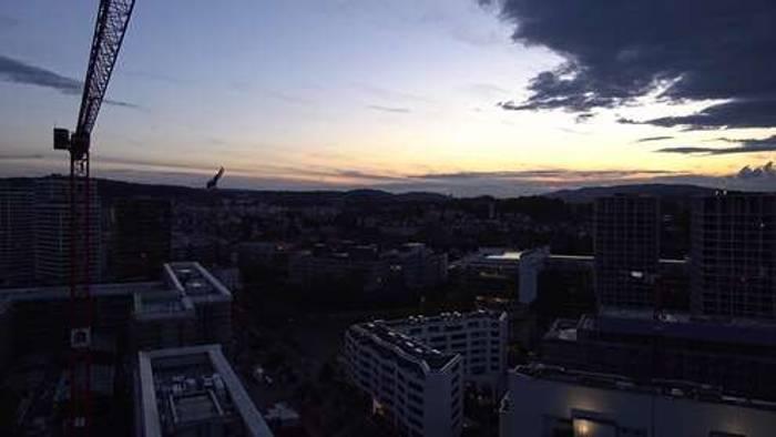 HD Live Webcam Zürich - Leutschenbach - Gebäude des SRF