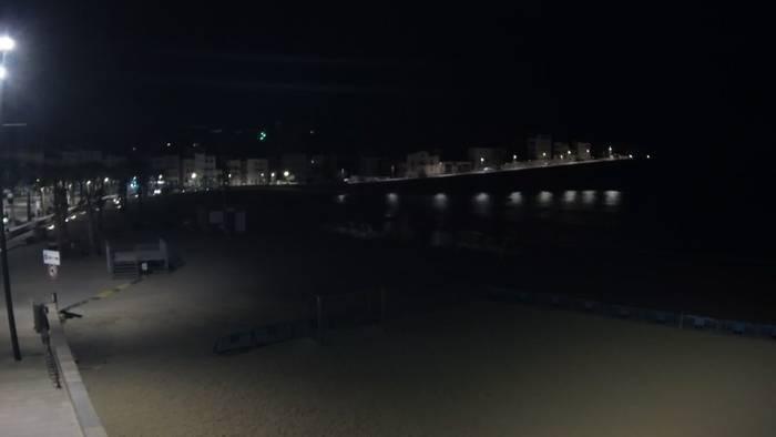 HD Live Webcam Banyuls sur Mer - Plage Centrale