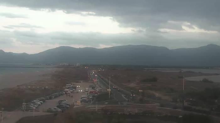 HD Live Webcam Canet en Roussillon - Mer et étang
