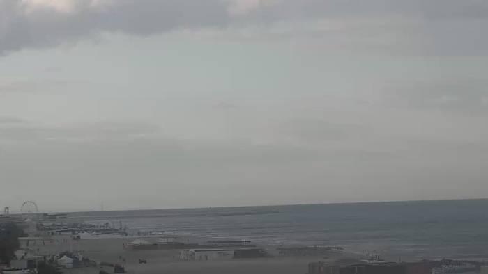 HD Live Webcam Canet en Roussillon - Plage nord