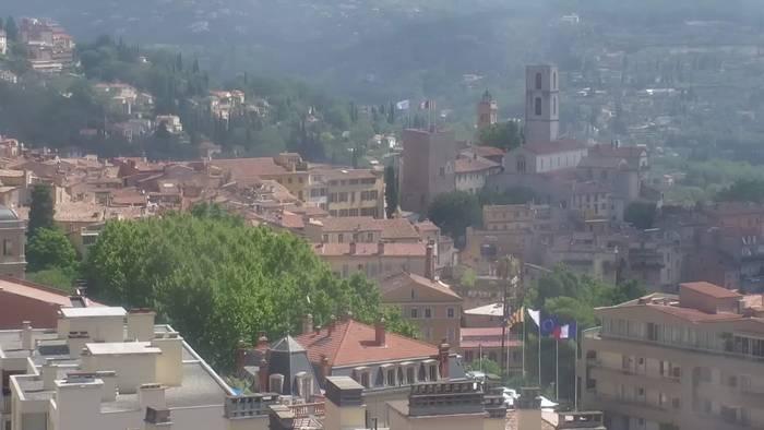 HD Live Webcam Grasse - La Cathedrale