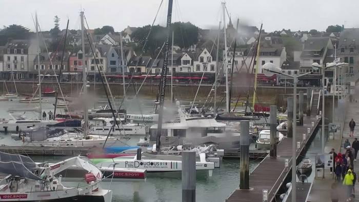 HD Live Webcam La Trinité sur Mer - Vieux môle