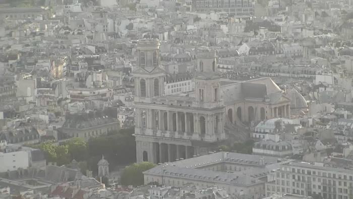 HD Live Webcam Paris - St-Sulpice