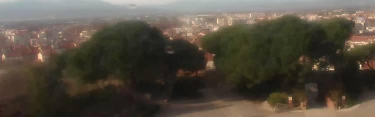 Livecam Perpignan - Le palais des rois de Majorque