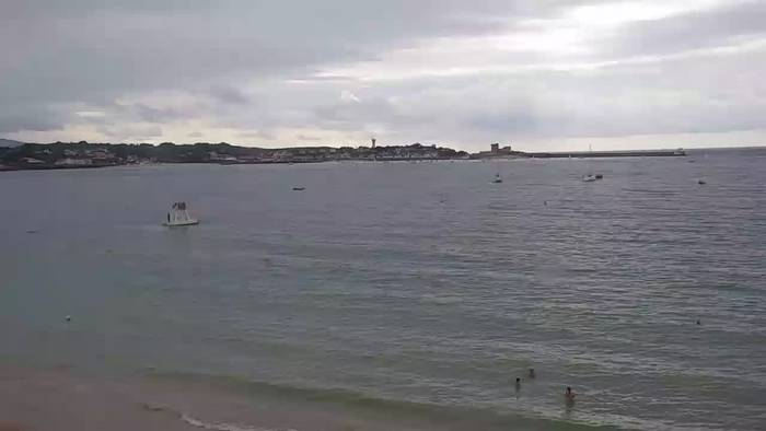 HD Live Webcam Saint-Jean-de-Luz - La baie