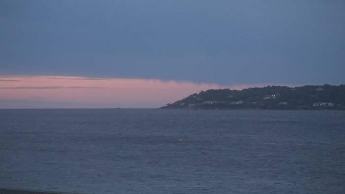 HD Live Webcam Sainte-Maxime - La baie