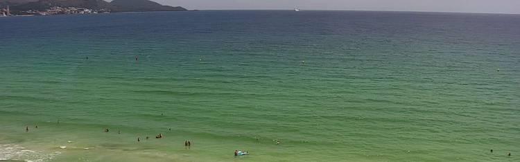Livecam Playa de Muro - Mallorca
