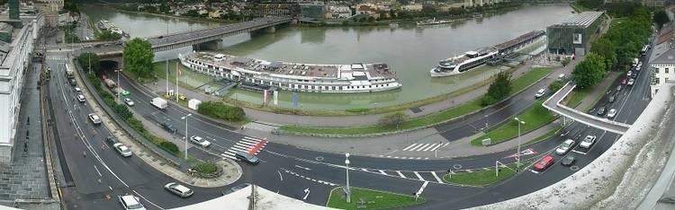 Livecam Linz im Blick